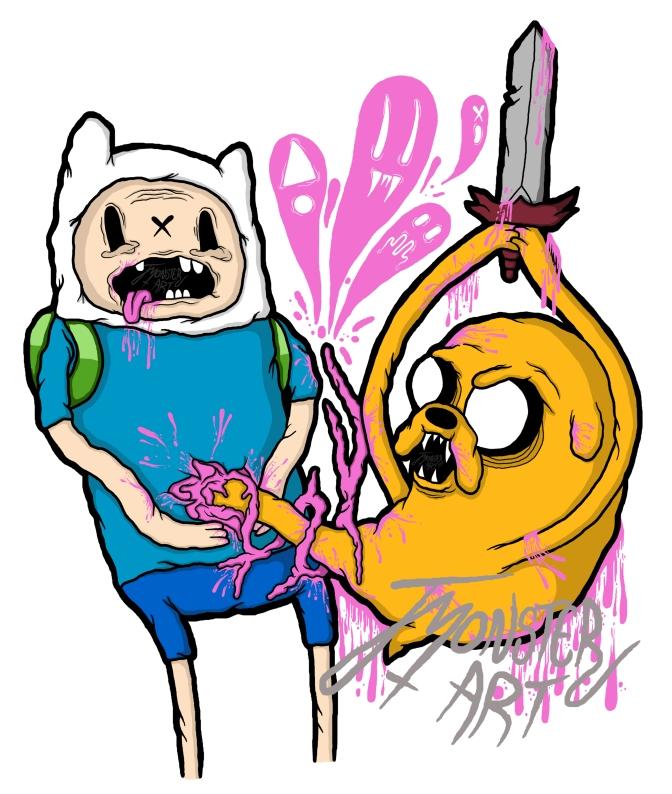 Illustration: J Monster Art