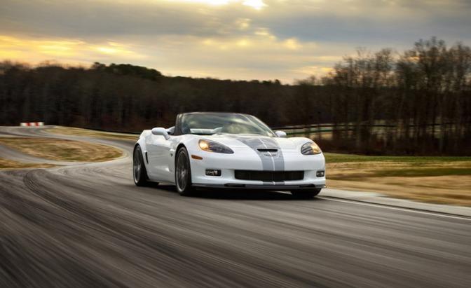 Rad Ride: Chevrolet Corvette ZR1