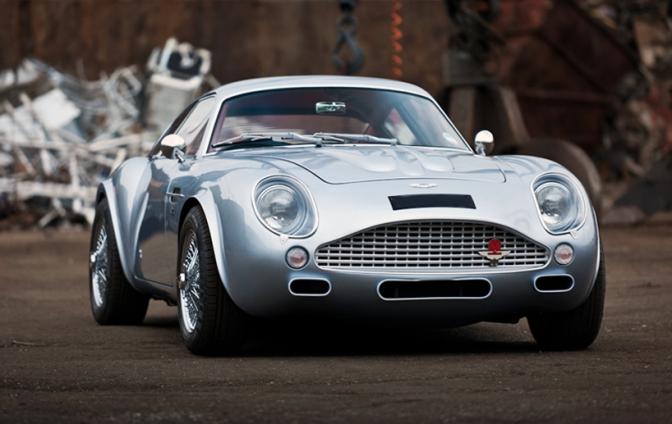 Rad Ride: Aston Martin DB7 Zagato