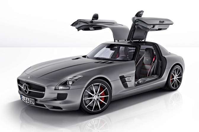 Rad Ride: 2013 Mercedes Benz SLS AMG GT