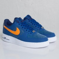 Sneaks: Nike Air Force 1 : The Denim Pack
