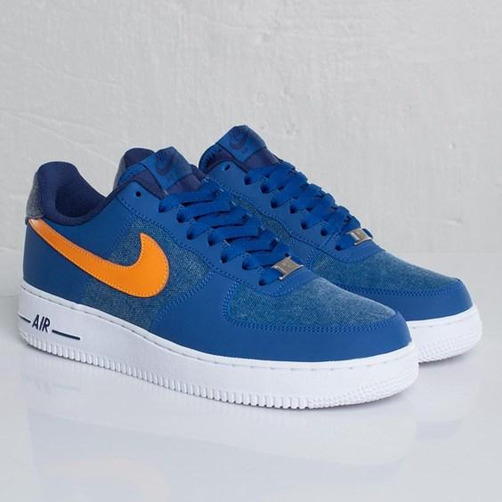 Sneaks: Nike Air Force 1 : The Denim Pack