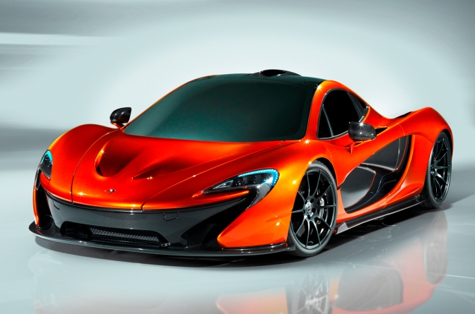 Rad Ride: Mc Laren P1