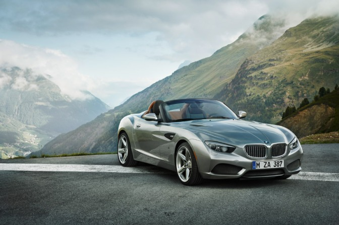 Rade Ride: BMW Zagato Roadster