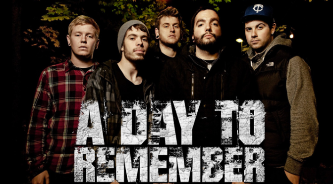 Music: A Day to Remember – New Song – Violence! (Enough is Enough)