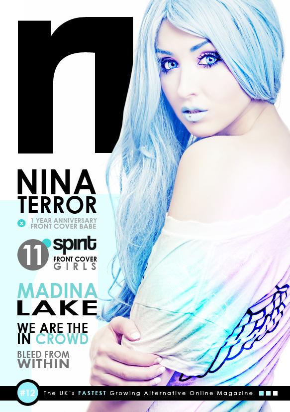 Issue 012: Teen Spirit Magazine