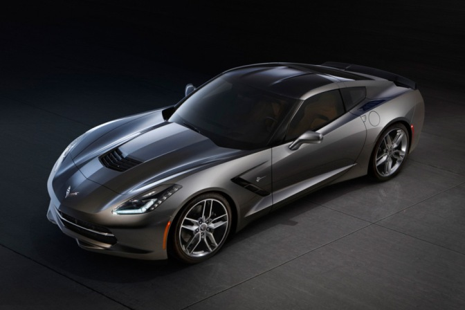 Rad Ride : Chevrolet Corvette Stingray