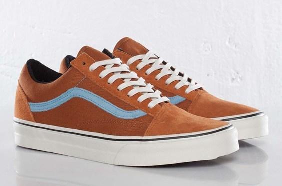 Sneakers : Vans Old School Reissue CA