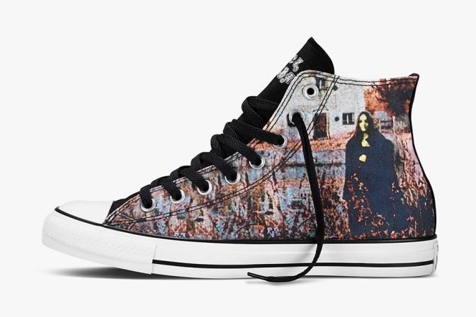 Sneaks : Black Sabbath x Converse Spring 2014 Collection