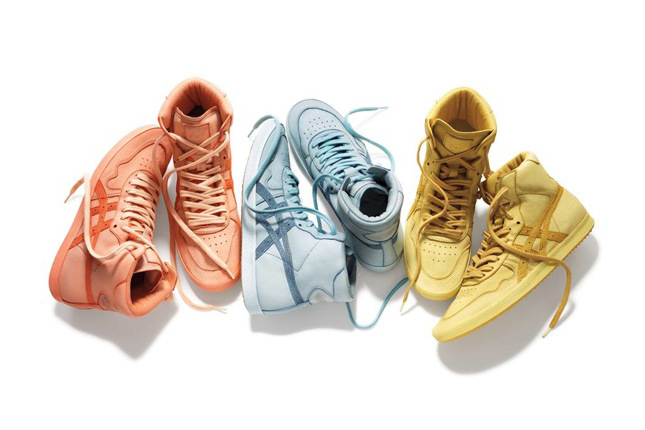Sneaks : Coach x Onitsuka Tiger 2014 Footwear Collection
