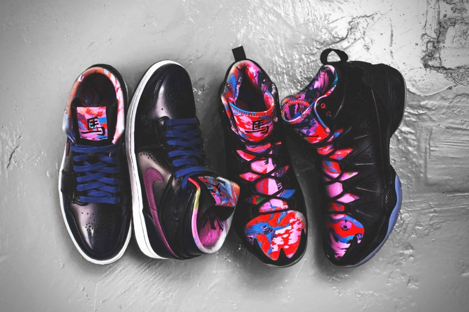 "Sneaks : Jordan Brand 2014 ""Year of the Horse"" Pack"