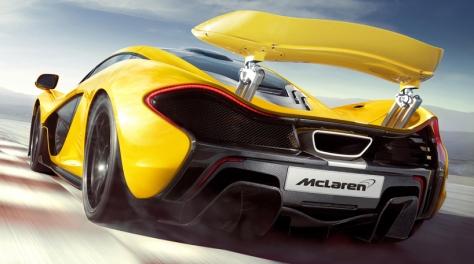 mclarenP05