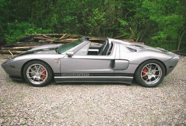 Rad Ride : The 1000HP Ford GT Convertible
